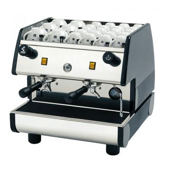 Cafetera La Pavoni PUB2 - Semiautomática negra
