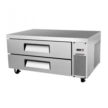 Base Refrigerada Sobrinox para Chef - 2 Cajones