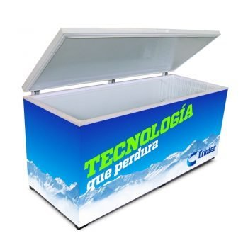 Conservador de congelados (tapa cofre CTCC-25-Al-ACER)