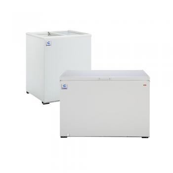 Congelador horizontal Criotec (CTC05 y CTC07)