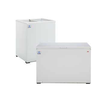 Congeladores horizontales Criotec CTC05 - CTC07