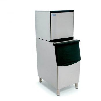 Máquina fabricadora de hielo (160 kilos, enfriada por agua)