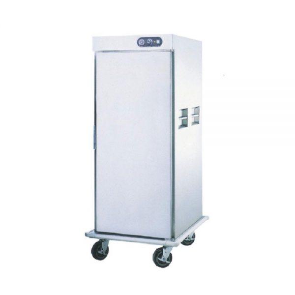 Carro calentón de alimentos eléctrico (220 v/ 60 hz)