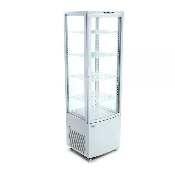 Refrigerador de exhibición panorámico