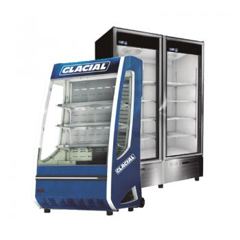 Congeladores exhibidores