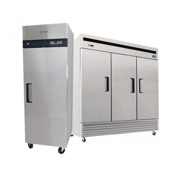Congeladores Verticales sólidos