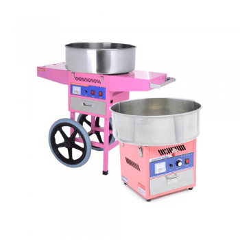Fabricadora de algodones de azúcar