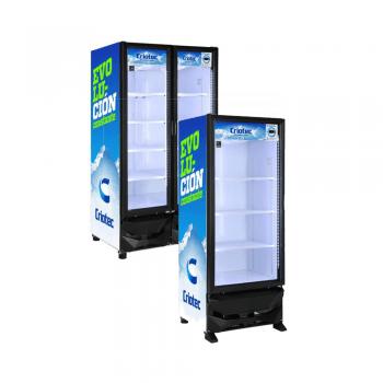 Refrigeradores verticales