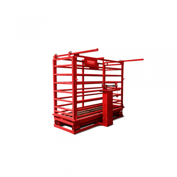 Báscula ganadera mecánica 1500kg/500g