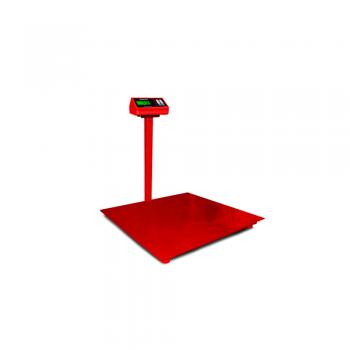 Plataforma electrónica de de piso 150cmx 150 cm (2 opciones)