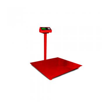 Plataforma electrónica de de piso de 120cm x120cm (2 opciones)