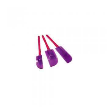 3 espátulas reposteras