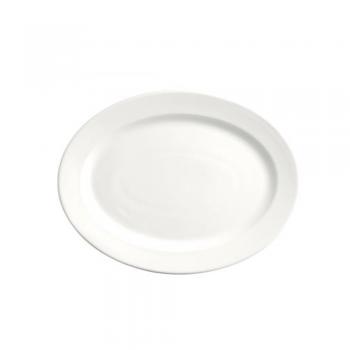 Platon oval 31 cm ANF bco