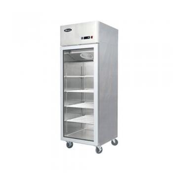 Congelador vertical, con 1 puerta de cristal 21.4 pies³
