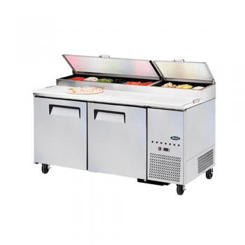 Mesa de preparación de pizzas 13.9 pies³