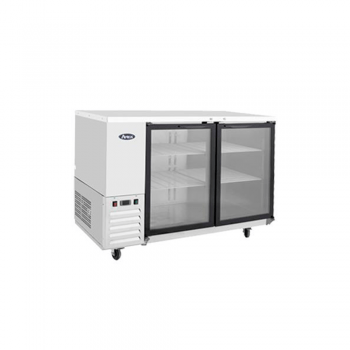 Mesa refrigerada contra barra 17.3 pies³