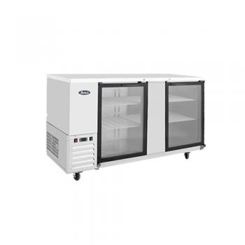 Mesa refrigerada contra barra 21.5 pies³