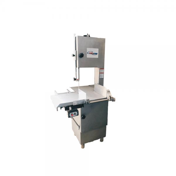 Sierra cortadora de carne y hueso (motor 3 HP trifásica)