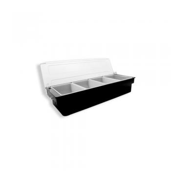 Caja para condimentos con 4 compartimientos CACO-4 Caledonia