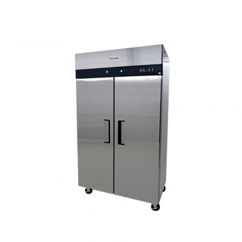 Refrigerador Sobrinox Cap. 35 ft Deshielo Automático