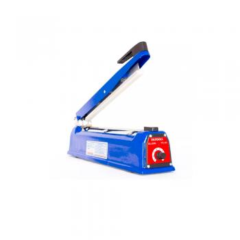 Selladora de impulso 30cm x 7mm estructura metalica