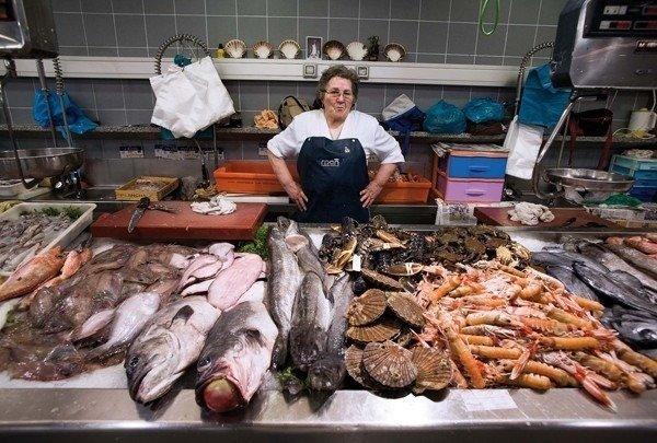 las mejores básculas 2020 para pescadería