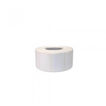Rollo con 1,000 etiquetas térmicas de 57 x 40 mm