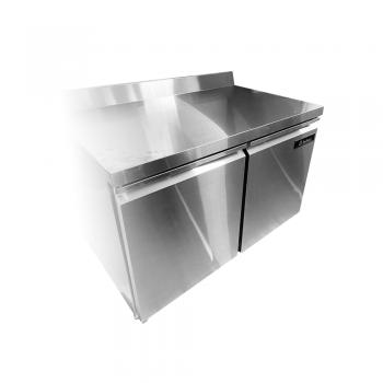 Icehouse mesa refrigerada MTR-2P-SS-01